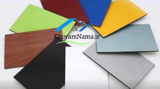 انواع کامپوزیت پانل های آلومینیومی